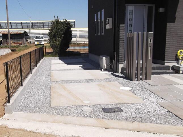 グレーを基調としたシンプルモダン 千葉県千葉市花見川区
